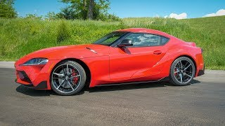 Download 2020 Toyota Supra - Worth Hype & Hate? | Everyday Driver Video
