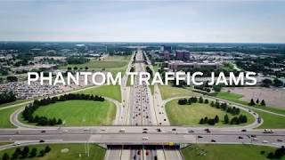 Download Ford Driving Tech Can Help Reduce Frustrating Phantom Traffic This Summer Video