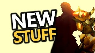 Download NEW STUFF SOON™ - Hero, Maps, Modes, Events in 2017 (Overwatch) Video