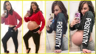 Download TRYING ON MY PRE-PREGNANCY CLOTHES! Video