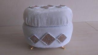 Download Ice Cream Box Decoration, DIY - Dondurma Kutusundan Sepet Yapımı,Kendin Yap Video