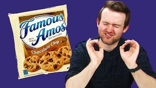 Download Irish People Taste Test American Cookies Video