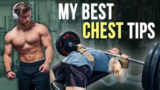 Download My Best CHEST Training Tips (Push Workout Walkthrough) Video