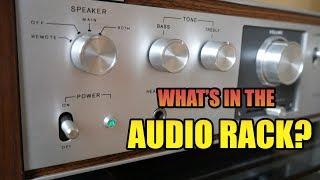 Download Audio rack components - what I've got and why Video