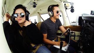 Download Picking Up Brandon's Sister | Kansas City to Texas | Cessna 172 Video