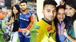 Download IPL 2017: Rishabh Pant Sister And Family Members, ये हैं दिल्ली के स्टार क्रिकेटर रिषभ पंत की बहन Video