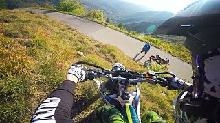Download Supermoto goes offroad - Fail or Save? Video