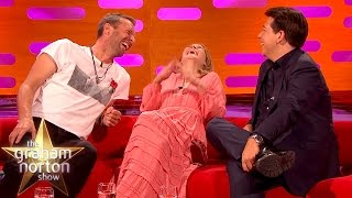 Download Michael McIntyre Tests Out New Material On Chris Martin - The Graham Norton Show Video