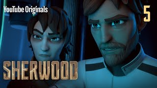 "Download Sherwood - Ep 5 ""Robin Breaks the Code"" Video"