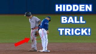Download MLB | HIDDEN BALL TRICK! (FUNNY) | 1080p HD Video
