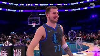 Download NBA Skills Challenge! Tatum vs Doncic vs Fox vs Kuzma vs Jokic vs Young! 2019 NBA All Star Weekend Video