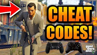 Download GTA 5: ″ALL CHEAT CODES!″ - PS4 & Xbox One [Cheats] (Grand Theft Auto V: All Cheats) Video