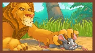 Download The Lion and the Mouse - ABCmouse Aesop's Fables Series Video