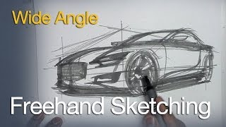 Download How to Sketch and Design - Vehicle Design and Sketching Tutorials Video