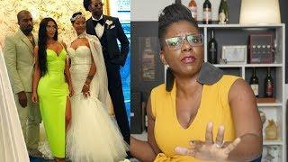 Download Kim K. ″DISRESPECTS″ 2 Chainz ″New Wife″ on Their Wedding Day, Nicki Minaj Drops Wine on Blac Chyna Video