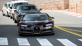 Download Supercars in Monaco 2018 - VOL. 15 (Chiron, 918 Spyder, 2x 991 GT2 RS, F12 TDF, Urus) Video