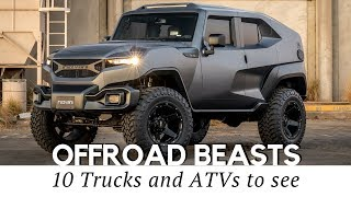 Download Top 10 Extreme Trucks and Vehicles for Any Off-road Adventure Video