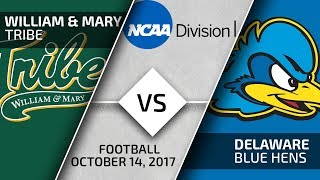 Download Blue Hens Playback - Football vs William & Mary Video