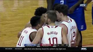 Download Creighton at Nebraska - Men's Basketball Highlights Video