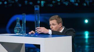 Download Jacek Kortus - słyszy ile wody jest w naczyniu - The Brain. Genialny Umysł Video