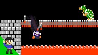 Download Waluigi loses by doing absolutely everything in Super Mario Bros. Video