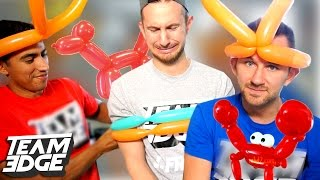 Download BALLOON ANIMAL CHALLENGE!! Video