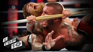 Download Weapon-enhanced submission moves: WWE Top 10 Video