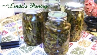 Download ~Canning Green Beans & Mushrooms & Locked Canner With Linda's Pantry~ Video