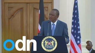 Download Gay rights: US and Kenyan presidents disagree Video