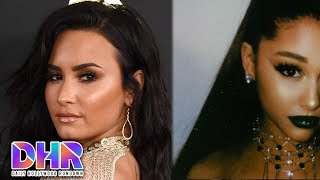 Download Demi Lovato OUT Of Rehab With a New Man?! - Ariana Grande's NEW SONG About Exes?! (DHR) Video
