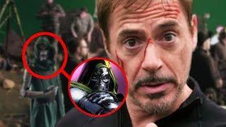 Download Robert Downey Jr. LEAKED Set Interview Reveals Avengers 4 Spoiler Video