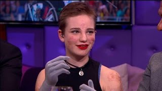 Download Beatrice Vio: ″Shit happens, but you need to go ah - RTL LATE NIGHT Video