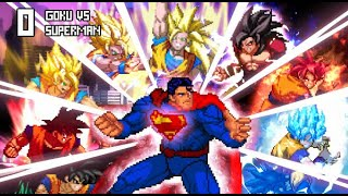 Download Superman VS Goku. Video