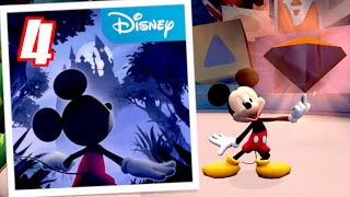 Download JACK IN THE BOX BOSS BATTLE!!! Castle of Illusion Starring Mickey Mouse - Walkthrough Part 4 Video