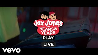 Download Jax Jones, Years & Years - Play (Live Session) Video