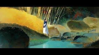 Download Original animated short film Valley of White Birds Video