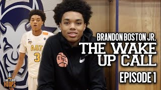 """Download Brandon Boston Jr: Episode 1 """"The Wake Up Call"""" 