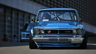 Download ULTIMATE Hakosuka Nissan Skyline C10 PGC10 Pictures Slideshow Compilation Tribute Video
