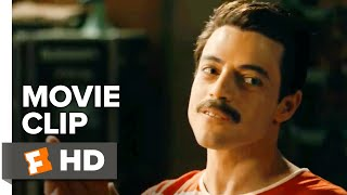 Download Bohemian Rhapsody Movie Clip - We Will Rock You (2018)   Movieclips Coming Soon Video