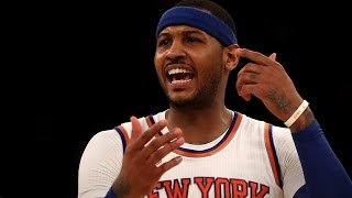 Download Has LeBron James Finally Convinced Carmelo Anthony To Sign With The Cavaliers? Video