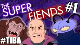 Download The Super Fiends! (#TIBA 2016 Entry) - The Super Friends Abridged Video