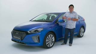 Download Hyundai Ioniq Hybrid Malaysian walk-around video Video