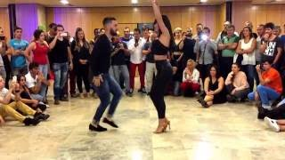 Download Daniel & Desiree - Salsander 2015 (Ephrem J - Baila Conmigo) Video