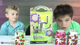 Download HAIRY Helps Find Surprise TOYS with HobbyBear! We Play Science with HobbyKids Video