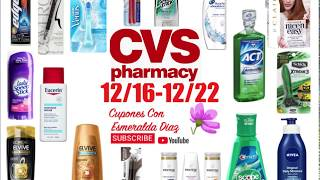 Download Ofertas de CVS 12/15-12/22 😱Productos Gratis y con Ganancia😱🔥 Video