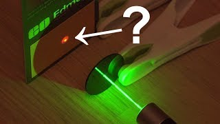 Download THE ISSUE WITH GREEN LASER POINTERS Video