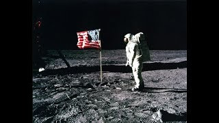 Download Historic Apollo 11 Moonwalk Footage Video