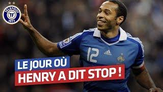 Download Le jour où Thierry Henry a dit stop (Décembre 2014) Video