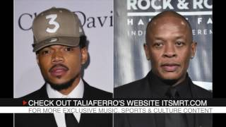 Download Chance The Rapper Checked By OG's On The West Coast?Apologizes To Dr.Dre For Disrespecting Aftermath Video