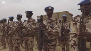 Download Cérémonie d'hommage aux Casques bleus Tchadiens tombés à Aguelhok Video